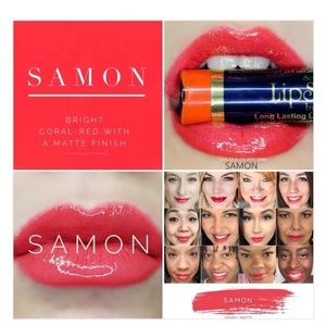 LipSense Samon Brand New/Sealed